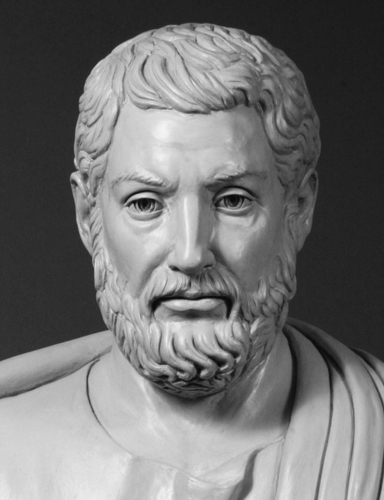 Cleisthenes, the father of Athenian democracy