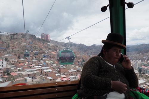 Mi Teleférico (My Cablecar)