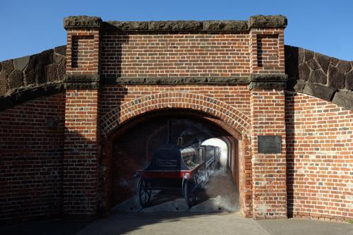 Brighton Beach Rail Tunnel