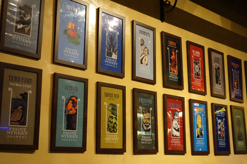 Front Street Brewery posters