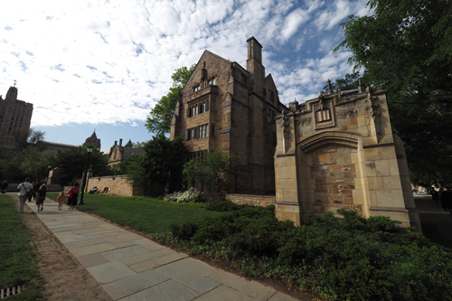 Sterling Library, Yale University, New Haven