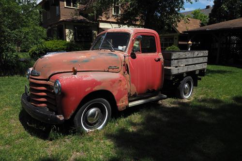 1950 Chevrolet Pick-up Truck, Montour