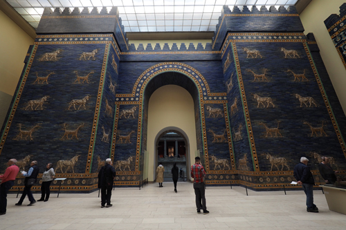 Ishtar Gate, Babylon (6th Century BC)