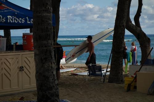 May 6, Waikiki Beach