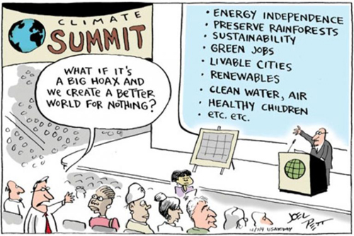 Joel Pett USA Today 2009
